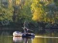 Mietboot für Karpfenfischer - Fox FX320, RebelCell, MinnKota Traxxis