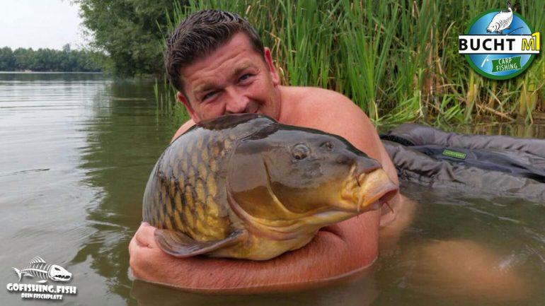 Bucht M1 – Teichrekord – Schuppi mit 26,2kg – Platz 3 – gofishing.fish – Deine Buchungsplattform für Bucht M1