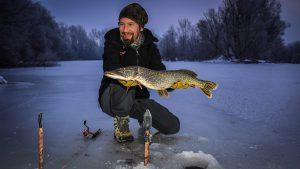 eis fischen Ungarn